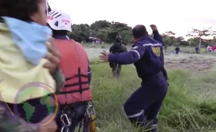 Delegado de UNGRD informa sobre avances en la atención a la emergencia en Casanare