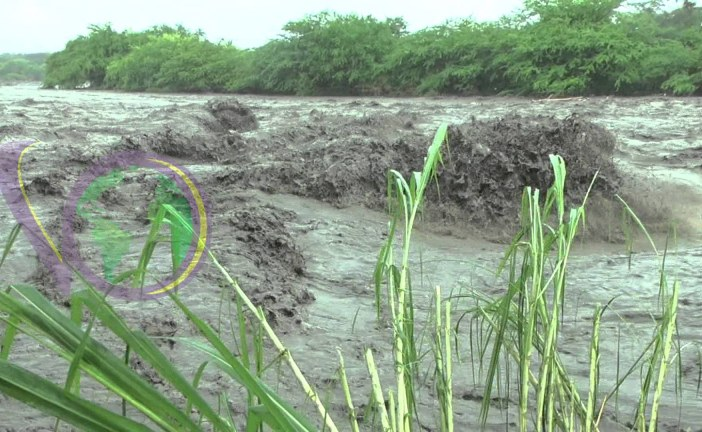 Alerta en la cuenca del río Cravo Sur, especialmente vereda La Manga.