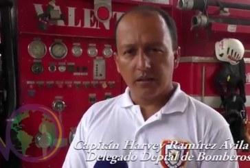 Conozca las labores de rescate Bomberos Yopal en la emergencia invernal.