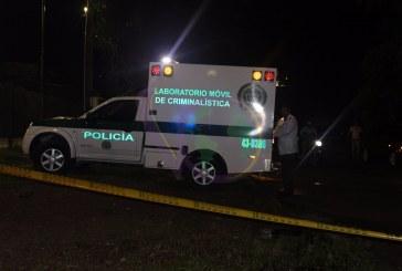 Dos hombres fueron asesinados con arma de fuego ayer en Paz de Ariporo