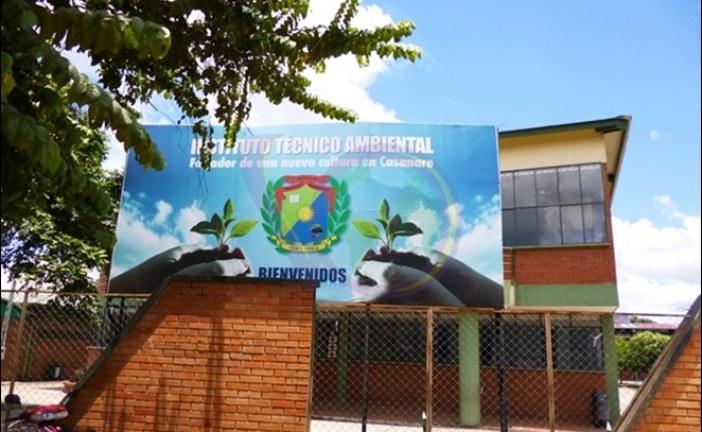 Preparan la Semana Ambiental que organiza el Instituto Técnico Ambiental