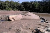 Batea sobre el rio Nunchia se cayó, dejando incomunicado 6 veredas.