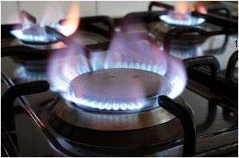 corte de gas