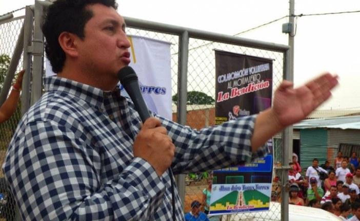 JJ Torres, alcalde electo de Yopal ahora en cárcel local