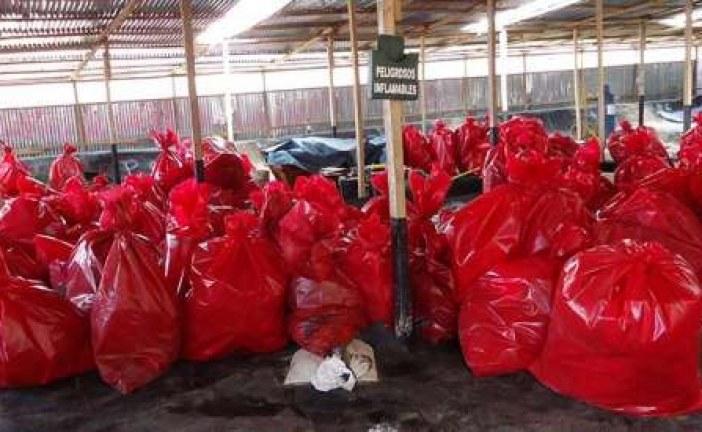 Generadores de residuos y desechos peligrosos recibirán capacitación