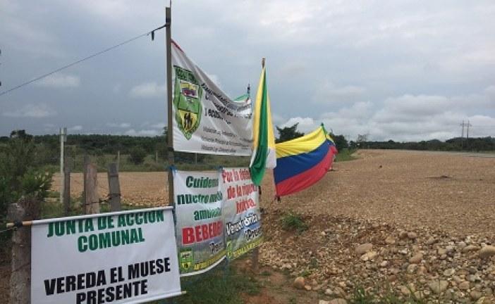 Exploración sísmica petrolera daña irreparablemente los nacederos de agua en Casanare