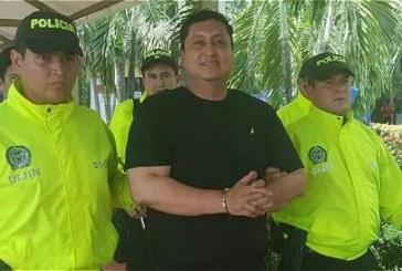Trasladado de cárcel Jhon Jairo Torres