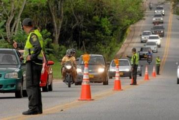 Baja accidentalidad letal en vías de Casanare