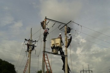 Suspensiones del servicio de energía eléctrica este fin de semana en Yopal