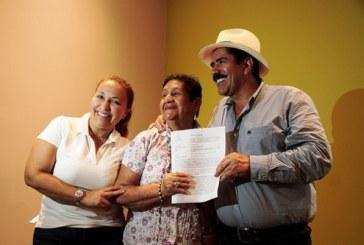 Entregaron 60 resoluciones de subsidio especiales para San Marcos