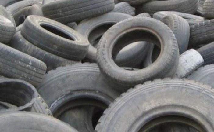1.169 llantas fueron recolectadas durante jornada de residuos en Yopal