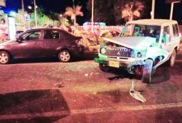 En Navidad fueron 42 accidentes de tránsito y 8 lesiones por riñas en Yopal