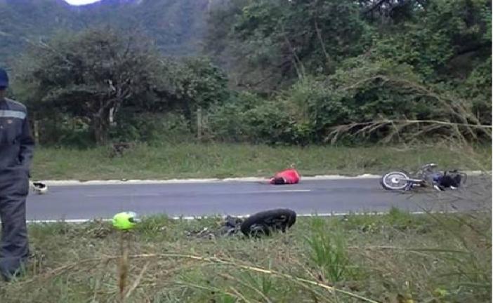 Joven mujer perdió la vida en accidente en la vía Yopal – Paz de Ariporo.