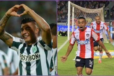 Junior y Nacional disputarán el primer asalto de la final de la Liga