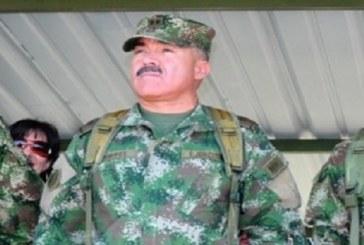 General Torres Escalante se entregó a la Fiscalía