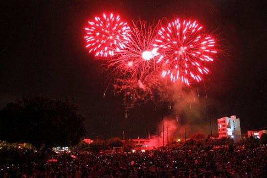 Juegos pirotécnicos de cierre de fiestas en Yopal serán esta noche.