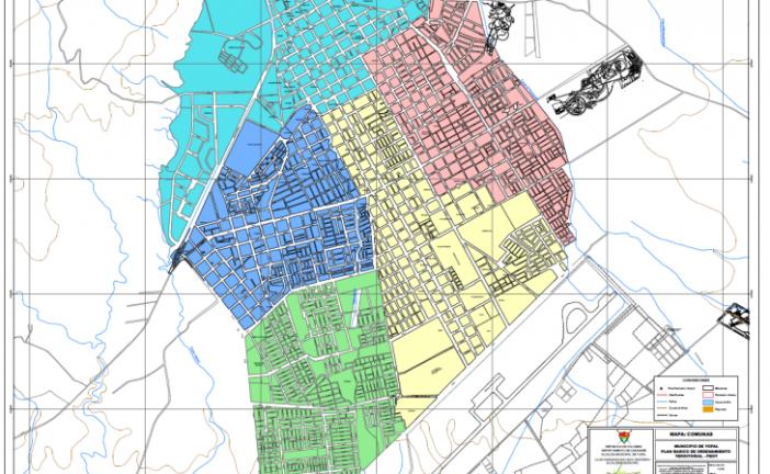 Alcaldía frena planes parciales y licencias de zonas de expansión de Yopal.