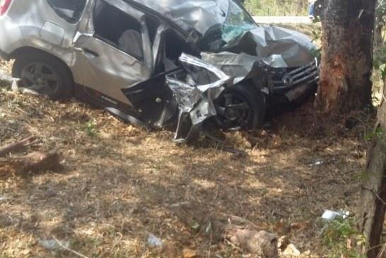 Dos mujeres fallecieron en accidente en Paz de Ariporo