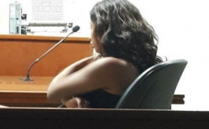 Mujer acusada de asesinar a otra mujer no aceptó los cargos y quedó en detención domiciliaria