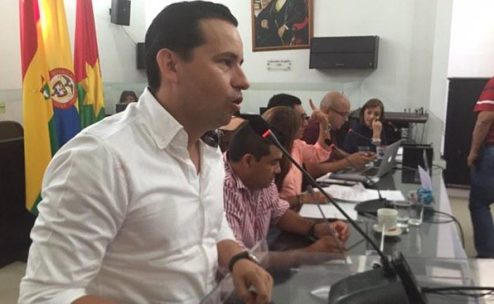 El Concejo respaldó unánimemente a Juan Manuel Nossa.