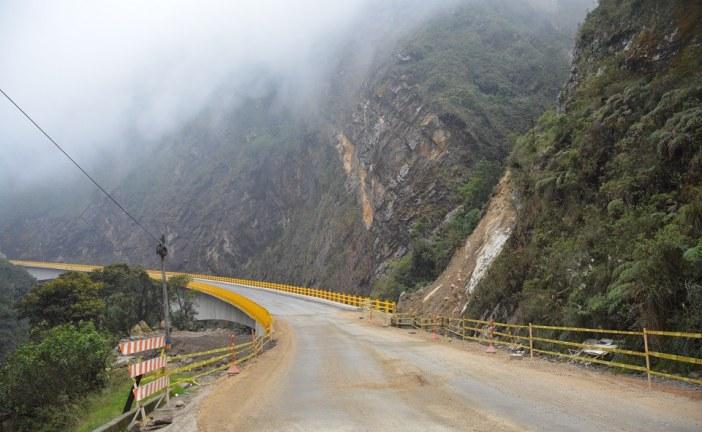 Una reducción del 80% del transporte se registraría en la vía del Cusiana.