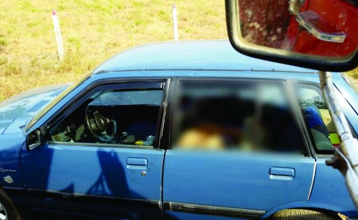 Folclorista de Maní aparece muerto y desnudo dentro de su carro.
