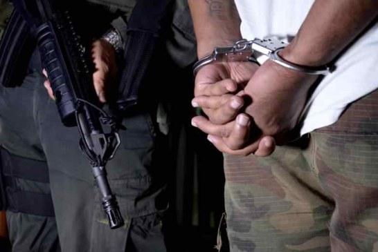 Por homicidio aseguran exmilitar en Casanare.