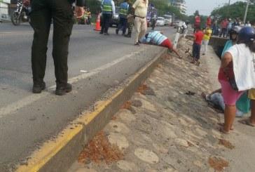 Un menor de 13 años de edad murió ayer arrollado por un camión en Yopal