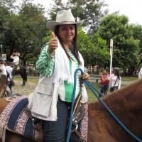 Adriana Camacho alcaldesa de Mani
