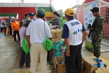 Eaaay celebró El Día Del Reciclador