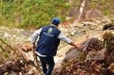 Represamiento en Sabanalarga sigue ahí, con monitoreo