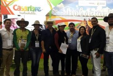 Casanare se promovió como destino turístico en la feria máxima del turismo