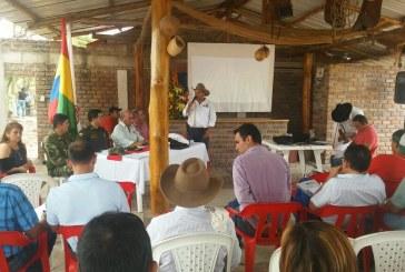 Para tratar temas de seguridad Ejército se reunió con gremio de ganaderos de Yopal