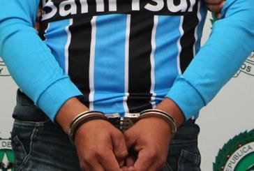 En Tauramena fue capturado un hombre por tráfico y porte de armas de fuego