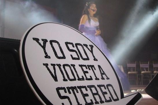 Celebración 15 años de Violeta Stereo