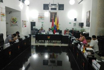 Alcalde de Yopal convoca a sesiones extras al Concejo por asuntos de estatuto de rentas y Ceiba