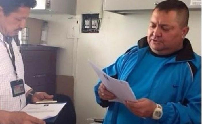 Capturan a coronel Ex comandante del Batallón Ramón Nonato Pérez