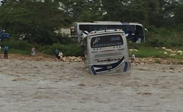 Ordenan cierre del paso provisional en el rio Ariporo
