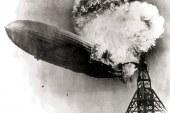 #Violetaenlahistoria: Un día como hoy Estalló el dirigible Hindenburg