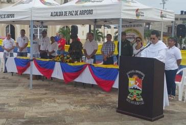 Paz de Ariporo se unió a las celebraciones del 20 de Julio