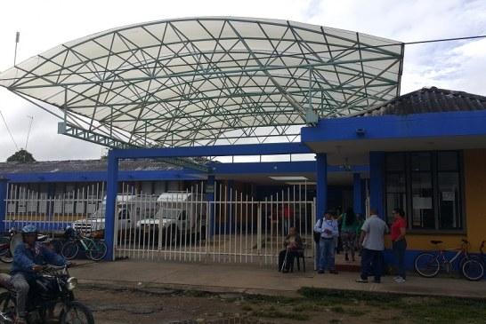 [AUDIO] Problemas en la prestación del servicio en hospital de Paz de Ariporo por falta de médicos