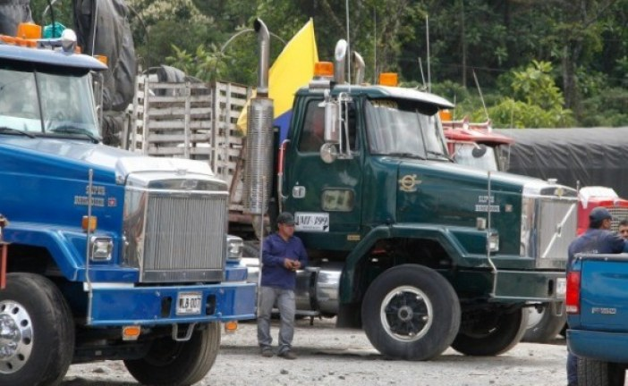 [AUDIO] Camioneros del norte de Casanare continúan con las manifestaciones