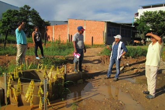 Problemas en obras de alcantarillado pluvial y pavimentación del Núcleo 2 de Yopal