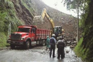 Nuevo derrumbe en Aguazul incomunica a Casanare