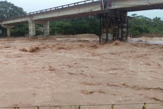Por fuertes lluvias de las últimas horas se reportan varias afectaciones en municipios de la zona norte de Casanare