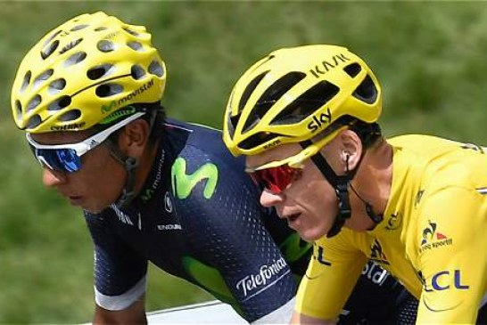 Avanza la etapa 12 del Tour, Nairo y Movistar a la ofensiva