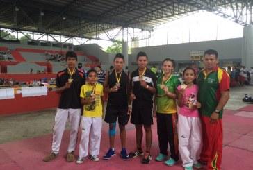 [AUDIO] Club de Taekwondo los Leones del Municipio de Paz de Ariporo arrasaron en Cartagena