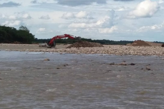 Personería de Paz De Ariporo sigue trabajando sobre Acción Popular en contra de la explotación de material de crudo en el río Ariporo
