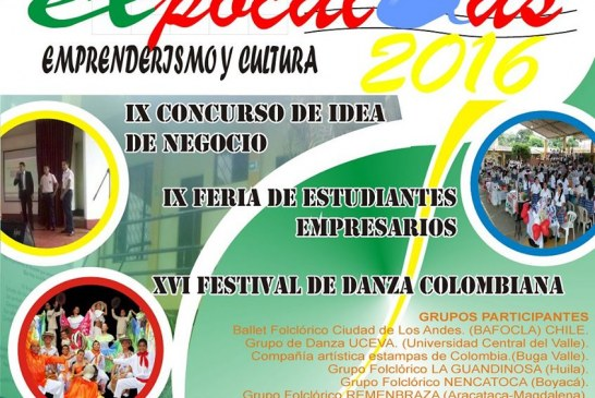 Arranco El Festival de Danza Colombiana Expocaldas 2016