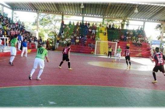 Campeonato departamental de Futbol de Salón sub 20 se celebra en Paz de Ariporo